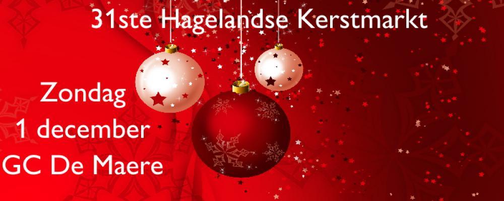 Hagelandse Kerstmarkt 2019