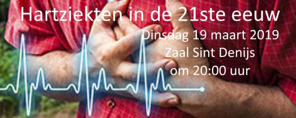 Hartziekten in de 21ste eeuw